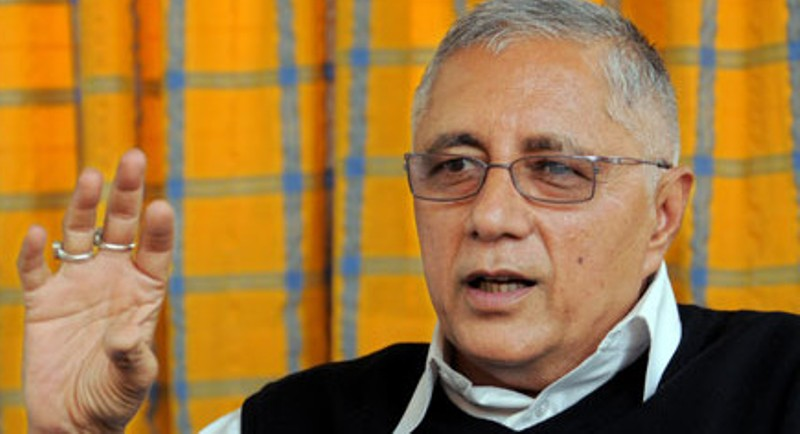 Koirala opines for changing party leadership