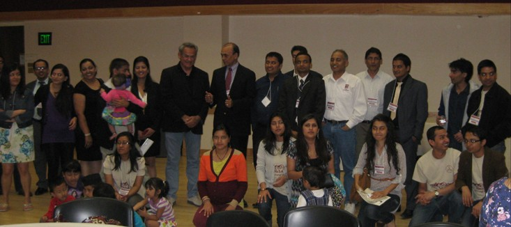 Nepali Students in the New Mexico State University