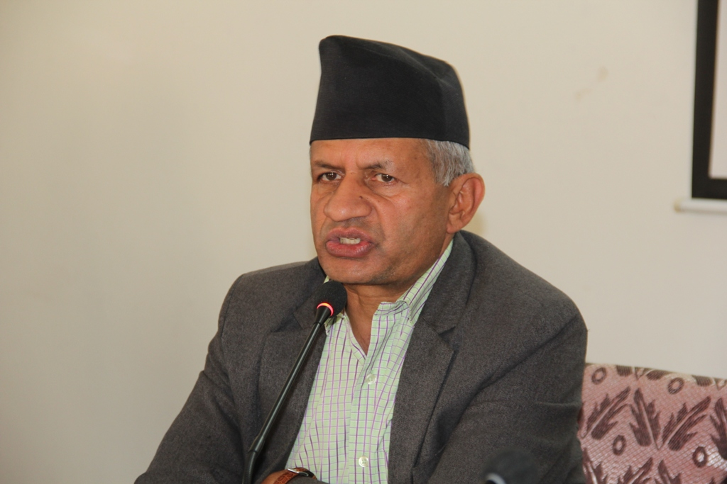 PM's visit historical and successful: Foreign Minister Gyawali