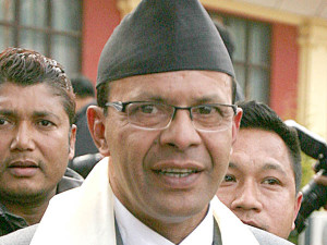 Minister Rijal : Govt. Won't Interfere With Court Procedure